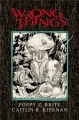 Couverture Wrong Things Editions Subterranean Press 2001
