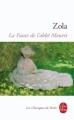 Couverture La faute de l'abbé Mouret Editions Le Livre de Poche (Les Classiques de Poche) 2010