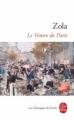Couverture Le ventre de Paris Editions Le Livre de Poche (Les Classiques de Poche) 2009