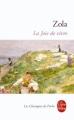 Couverture La joie de vivre Editions Le Livre de Poche (Les Classiques de Poche) 2009