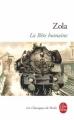 Couverture La Bête humaine Editions Le Livre de Poche (Les Classiques de Poche) 2009