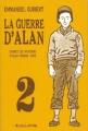 Couverture La Guerre d'Alan, tome 2 Editions L'Association (Ciboulette) 2002