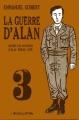 Couverture La Guerre d'Alan, tome 3 Editions L'Association (Ciboulette) 2008