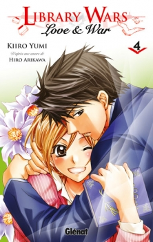 Couverture Library Wars : Love and War, tome 04