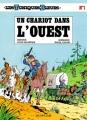 Couverture Les Tuniques Bleues, tome 01 : Un Chariot dans l'Ouest Editions Dupuis 1972