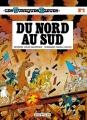 Couverture Les Tuniques Bleues, tome 02 : Du Nord au Sud Editions Dupuis 1972