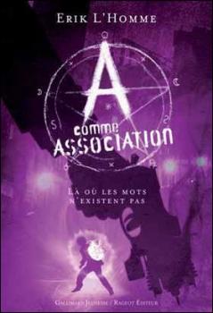 Couverture A comme Association, tome 5 : Là où les mots n'existent pas