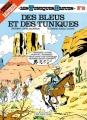 Couverture Les Tuniques Bleues, tome 10 : Des Bleus et des Tuniques Editions Dupuis 1976