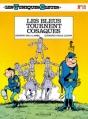 Couverture Les Tuniques Bleues, tome 12 : Les Bleus tournent Cosaques Editions Dupuis 1977
