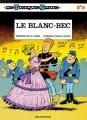Couverture Les Tuniques Bleues, tome 14 : Le Blanc-Bec Editions Dupuis 1979