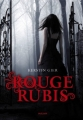 Couverture Rouge Rubis Editions Square Fish 2011