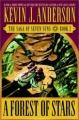 Couverture La saga des Sept Soleils, tome 2 : Une forêt d'étoiles Editions Aspect 2004