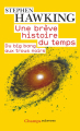 Couverture Une brève histoire du temps Editions Flammarion (Champs - Sciences) 2008
