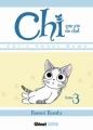 Couverture Chi, une vie de chat, tome 03 Editions Glénat (Kids) 2011