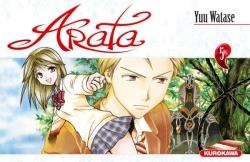 Couverture Arata, tome 05