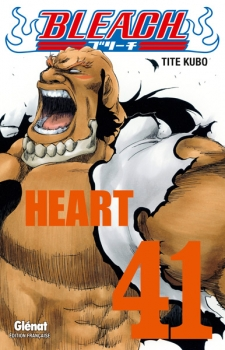 Couverture Bleach, tome 41 : Heart