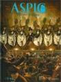 Couverture ASPIC : Détectives de l'étrange, tome 2 : L'Or du vice Editions Quadrants 2011
