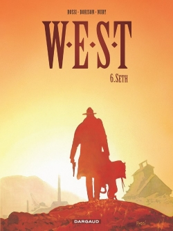 Couverture W.E.S.T, tome 6 : Seth