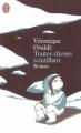 Couverture Toutes choses scintillant Editions J'ai Lu 2005