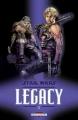 Couverture Star Wars (Légendes) : Legacy, tome 05 : Loyauté Editions Delcourt 2009