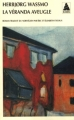 Couverture Tora, tome 1 : La véranda aveugle Editions Babel 2001