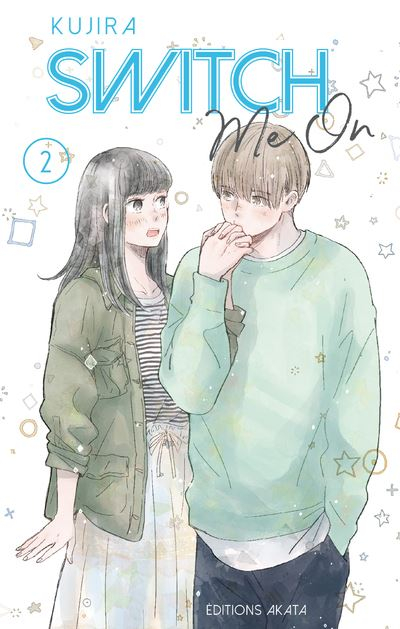 Couverture Switch me on, tome 2