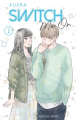 Couverture Switch me on, tome 2 Editions Akata (L) 2020