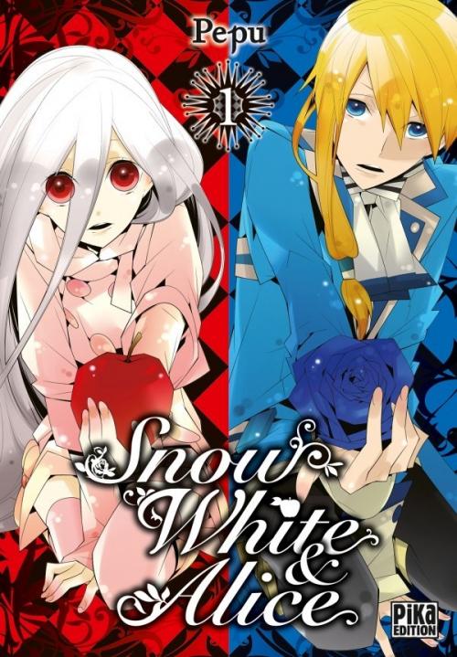 Couverture Snow White & Alice, tome 01