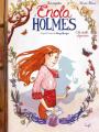 Couverture Les enquêtes d'Enola Holmes (BD), tome 1 : La double disparition Editions Jungle ! 2020