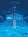 Couverture Une aventure de Spirou et Fantasio par..., tome 18 : Pacific Palace Editions Dupuis 2021