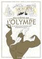 Couverture Du côté de l'Olympe Editions Flammarion 2020