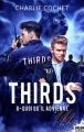 Couverture Thirds, tome 08 : Quoi qu'il advienne Editions MxM Bookmark (Romance) 2020