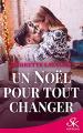 Couverture Un noël pour tout changer Editions Sharon Kena (Romance) 2020