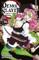 Couverture Les rôdeurs de la nuit / Demon Slayer, tome 14 Editions Panini (Manga - Shônen) 2020