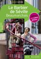 Couverture Le Barbier de Séville Editions Belin / Gallimard (Classico - Lycée) 2017