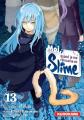 Couverture Moi, quand je me réincarne en Slime, tome 13 Editions Kurokawa (Shônen) 2020