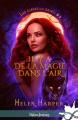 Couverture Les liens du sang, tome 2 : Il y a de la magie dans l'air Editions Infinity (Urban fantasy) 2020