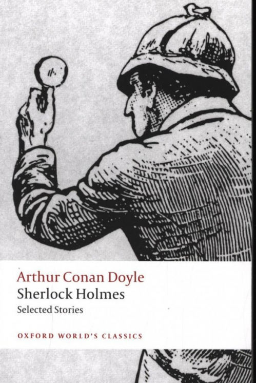 Couverture Sherlock Holmes: Selected Stories