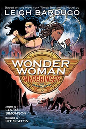 Couverture Wonder Woman : Warbringer (Comics)