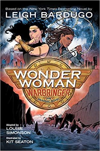 Couverture Wonder Woman : Warbringer (Comics)