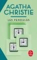 Couverture Les pendules Editions Le Livre de Poche 2019