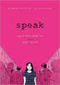 Couverture Speak Editions Hodder (Children's Books) 2019