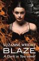 Couverture Noirs démons, tome 2 : A feu et à sang Editions Piatkus Books 2016