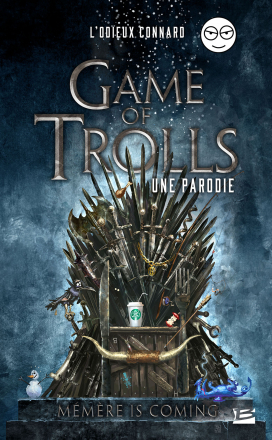 Couverture Game of Trolls