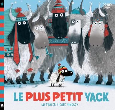 Couverture Le Plus Petit Yack