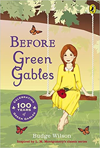 Couverture Before Green Gables