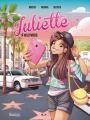 Couverture Juliette, tome 4 : Juliette à Hollywood (BD) Editions Kennes 2020
