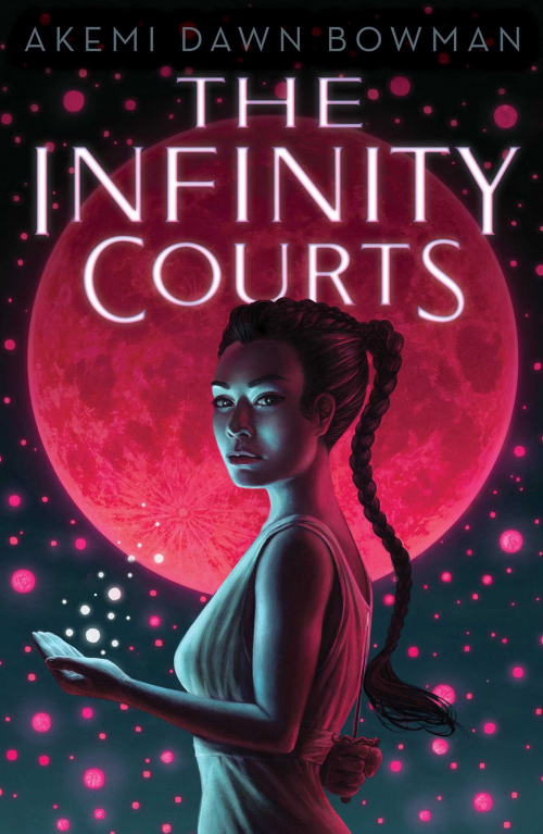 Couverture The Infinity Courts, book 1