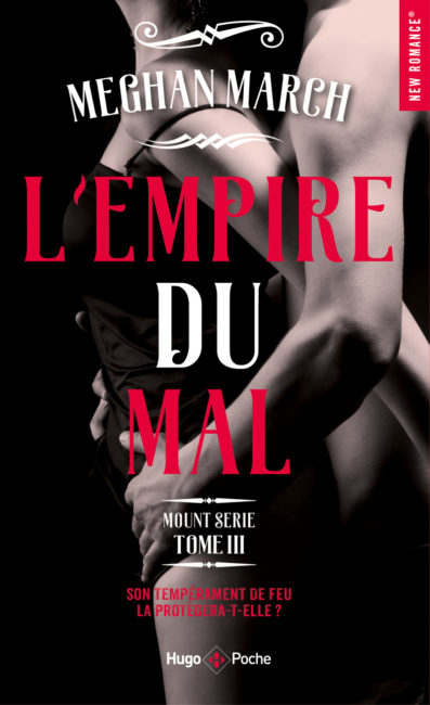 Couverture Mount, tome 3 : L'empire du mal