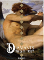 Couverture Diamants Editions Mnémos 2021
